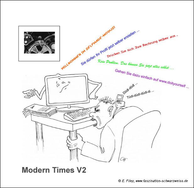Modern Times V2 - Evelyn Filep