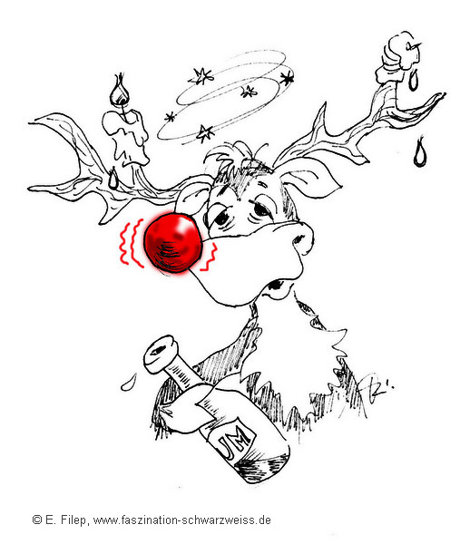 Rudolph, the red-nosed Reindeer - Evelyn Filep
